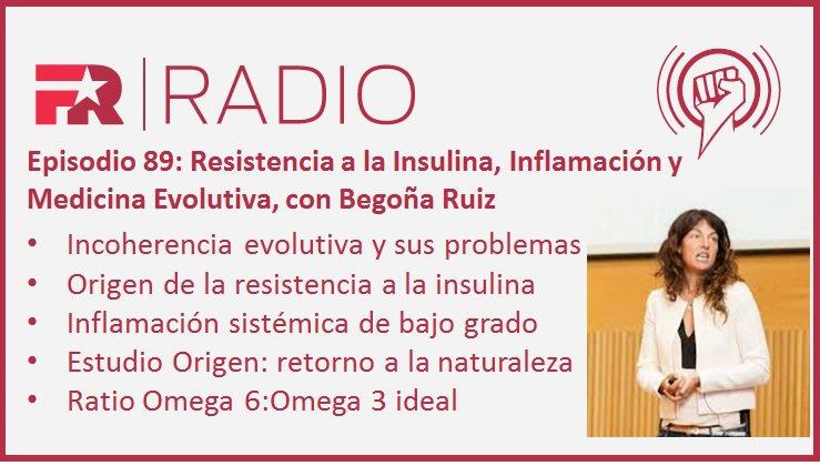 Podcast Fitness Revolucionario con Begoña Ruiz Núñez
