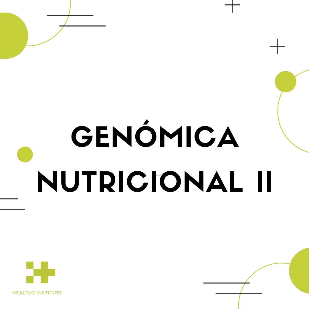 genómica nutricional ii
