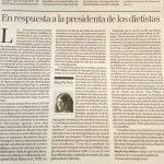Texto Begoña Ruiz Respuesta Elena Gascón