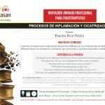 Invitación charla Sevilla Dra. Begoña Ruiz 29 de marzo