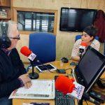 Beatriz Amusategui en la radio hablando de Psiconeuroinmunología y alergias desde la PNI clínica