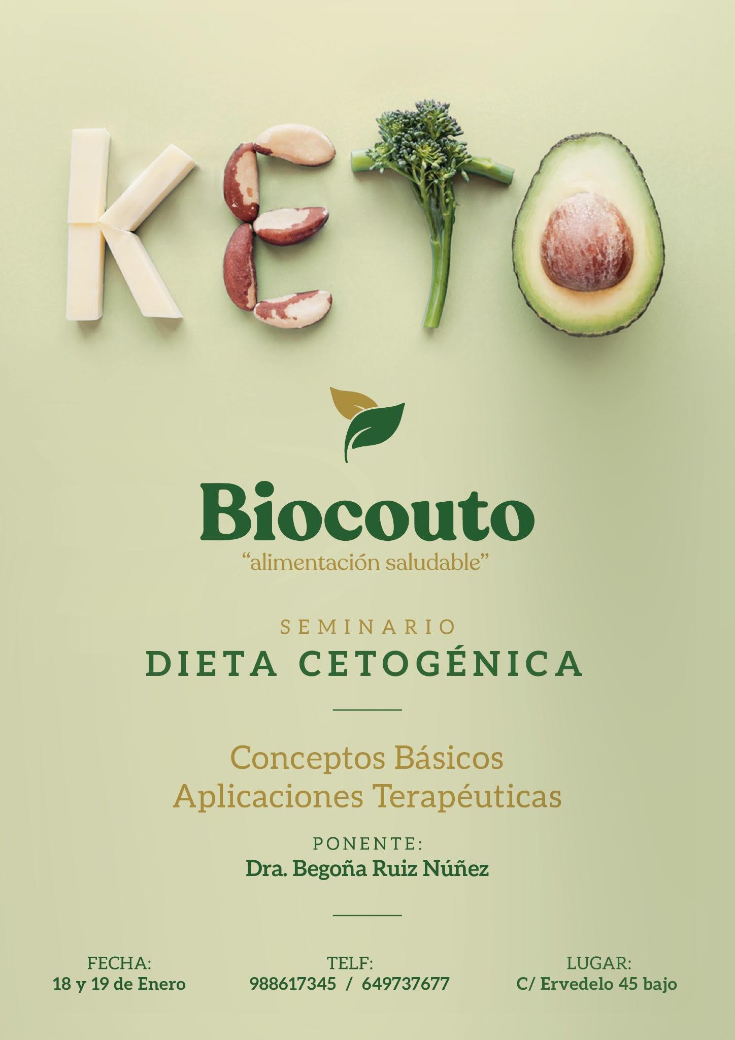 Cartel dieta ceto Biocouto