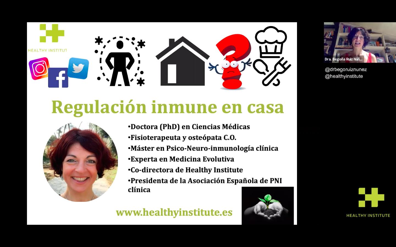 preguntas y respuestas webinar sobre alimentación y sistema inmune