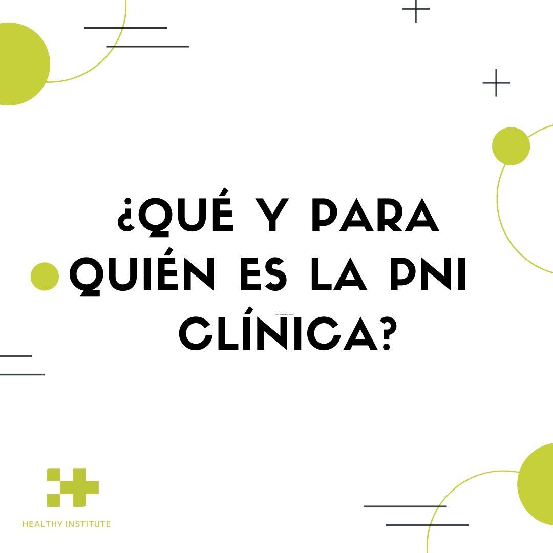 que y para quien es la psiconeuroinmunologia clinica