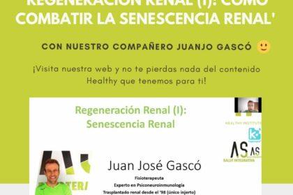 Webinar regeneración renal disponible