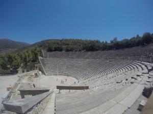 En el santuario de Epidauro ya conocían los beneficios del ayuno