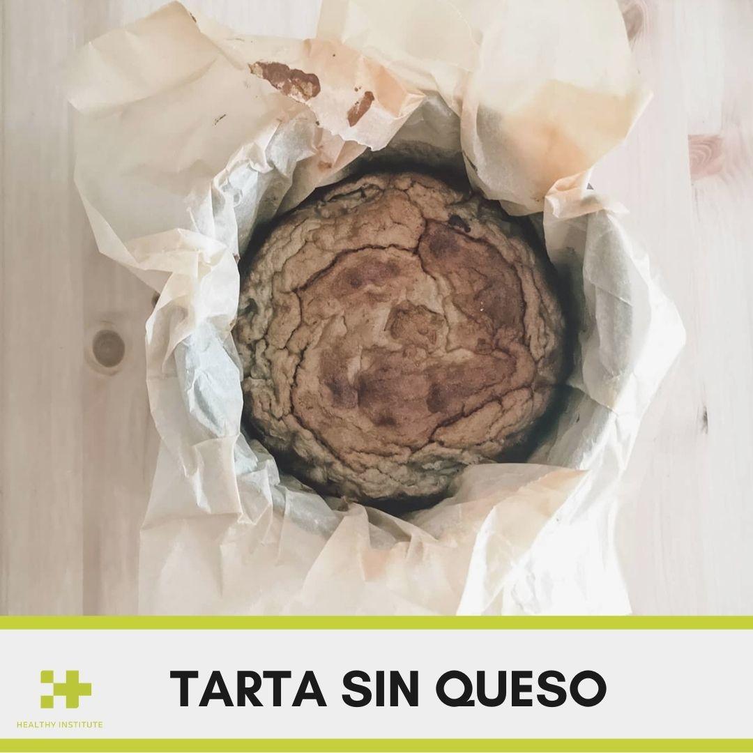 Receta Tarta sin queso