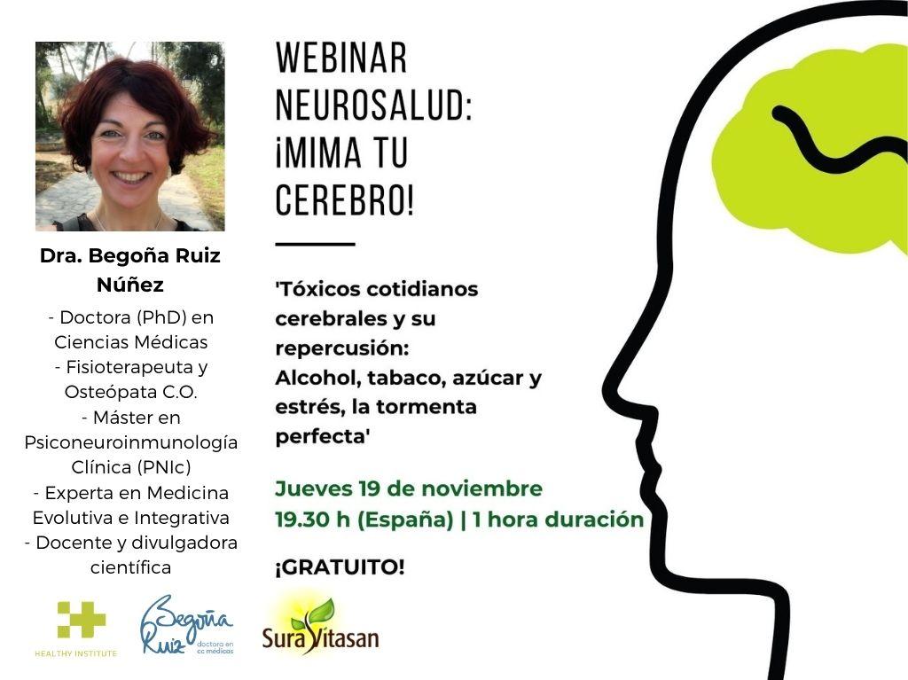 Webinar cerebro Sura Bego 3 cartel