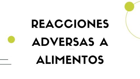 Reacciones adversas alimentos