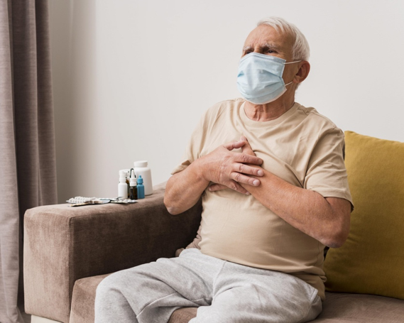 Hay pacientes más frágiles en caso de infección por coronavirus, ¿por qué?
