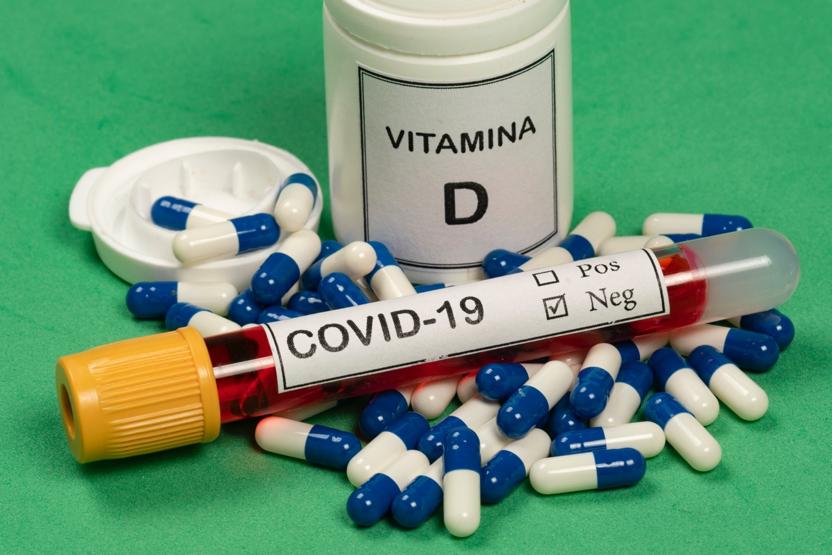 Vitamina D y COVID-19, ¿inversamente relacionados?
